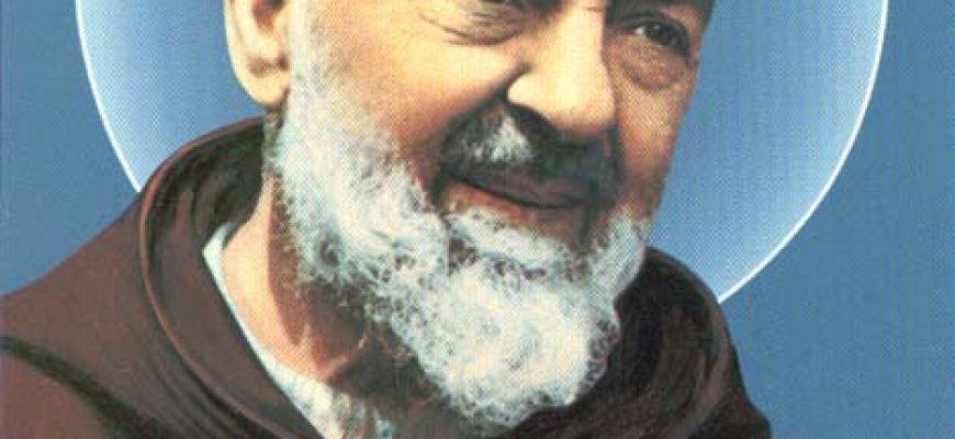 Ortucchio, arrivano oggi le reliquie di San Pio da Pietralcina