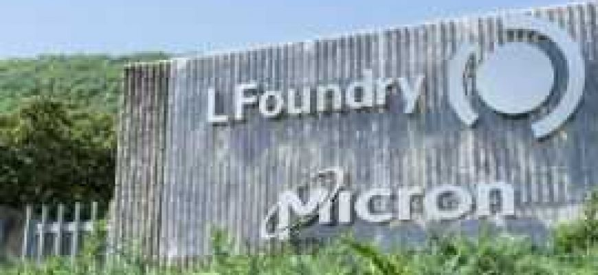 LFOUNDRY  STIPULA ACCORDO CON I CINESI
