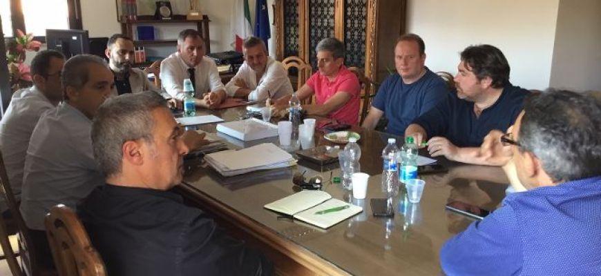 SINDACI DELLA MARSICA IN COMMISSIONE VIABILITA'