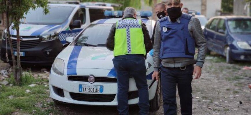 OPERAZIONE ANTI-SPACCIO DI DROGA DELLA POLIZIA LOCALE DI AVEZZANO