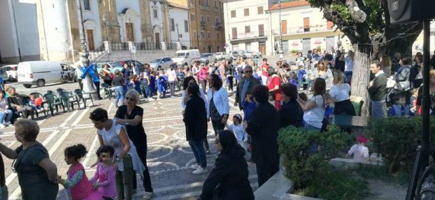 LA FESTA DEI NONNI NEL SEGNO DELLA SOLIDARIETA' A LUCO