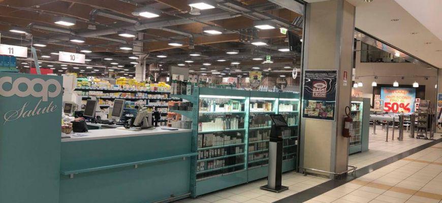 Coop - La domenica i negozi saranno aperti solo la mattina
