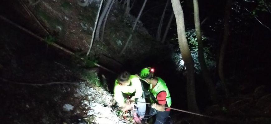 Bocca di Valle,  CNSAS recuperati escursionisti in difficoltà