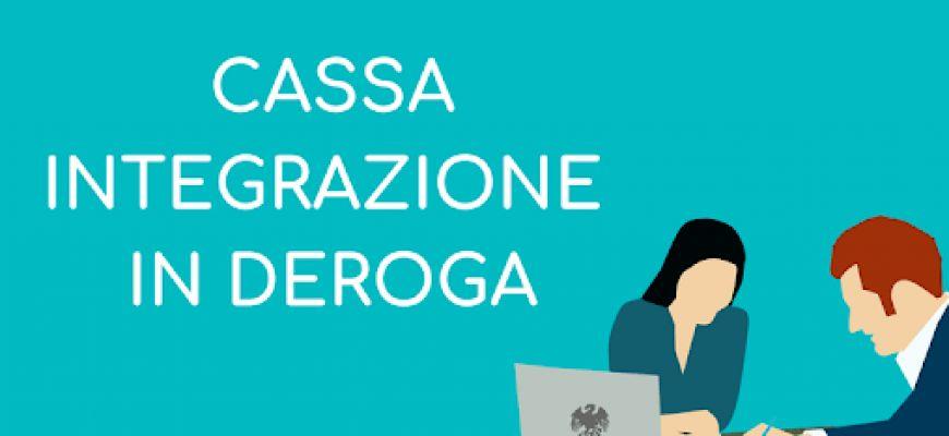 Regione Abruzzo: cassa in deroga, istruite 86% delle domande.