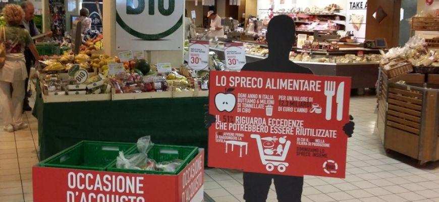 CENTRO COOP ITALIA CONTRO LO SPRECO ALIMENTARE