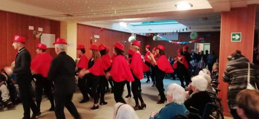 NATALE IN ALLEGRIA CON LA STAR DANCE