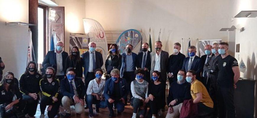 CAMPIONATI UNIVERSITARI-L'AQUILA PASSA TESTIMONE A CASSINO