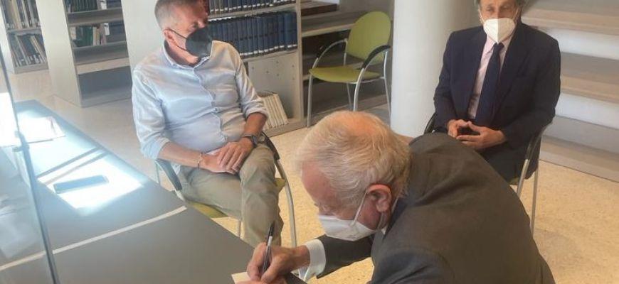 Tribunali, Gianni Letta sostiene la battaglia per la salvezza.