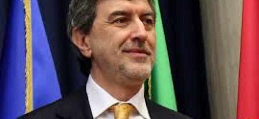 TERREMOTO-PRESIDENTE MARSILIO VISITA COMUNI DELLA VALLE ROVETO