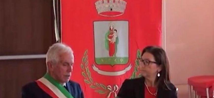 IL PREFETTO DI L'AQUILA TORRACO VISITA COMUNE DI CAMPOTOSTO