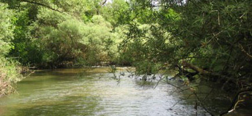 Alfedena, captazione dell'acqua del Sangro a fini idroelettrici