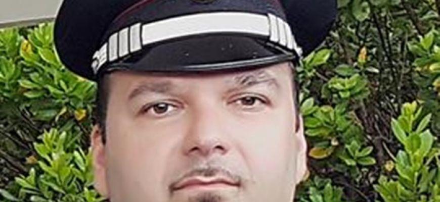 IL CAP. DEI CARABINIERI FIANO DESTINATO AL NUCLEO INVESTIGATIVO DI ASCOLI PICENO