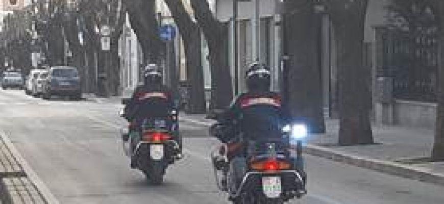 Settimana Santa: Controlli dei Carabinieri della Compagnia di Avezzano.