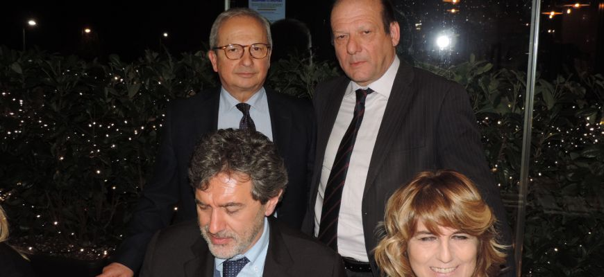 CONFESERCENTI INCONTRA IL PRESIDENTE MARSILIO