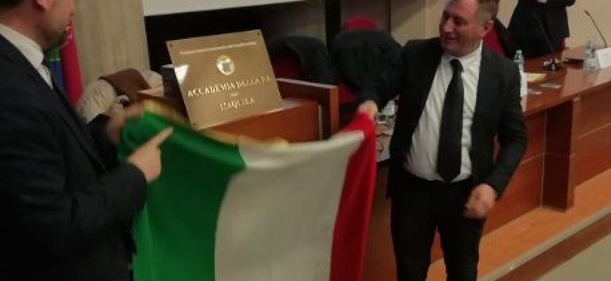INAUGURATA ATTIVITA' ACCADEMIA  DELLA PUBBLICA AMMINISTRAZIONE