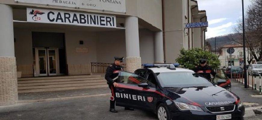 Carabinieri: Presi quattro ladri d'appartamento