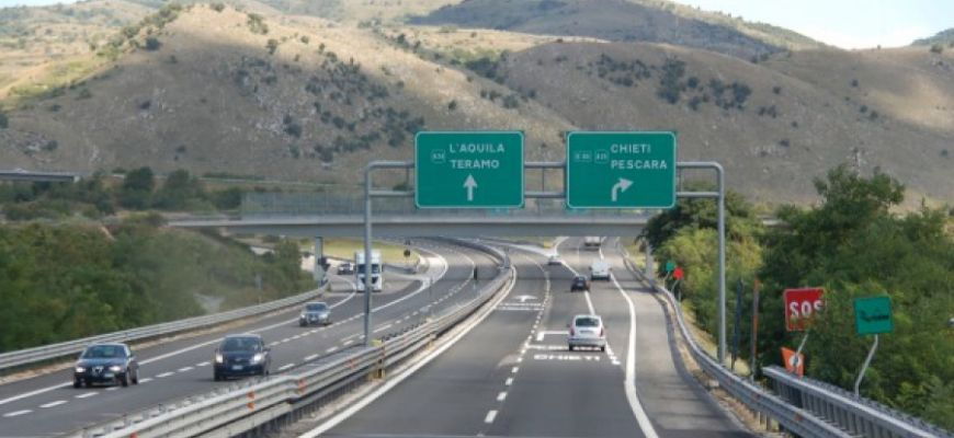 STOP PEDAGGI A24-A25-SIGISMODI DI FDI ESPRIME SODDISFAZIONE