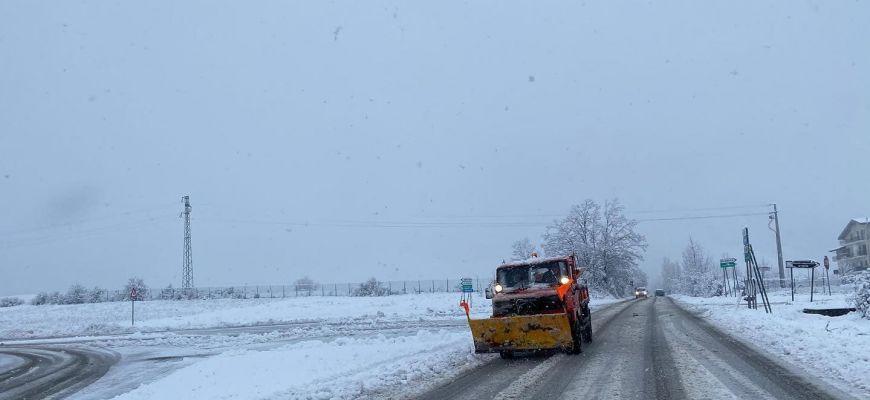 Piano neve, il Comune di Avezzano cerca spalatori e spazzaneve.