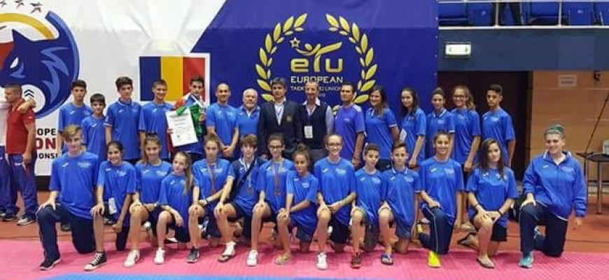 Taekwondo,Il 14enne Baliva conquista il titolo europeo