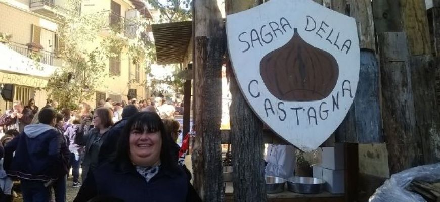 TORNA LA SAGRA DELLA CASTAGNA A SANTE MARIE