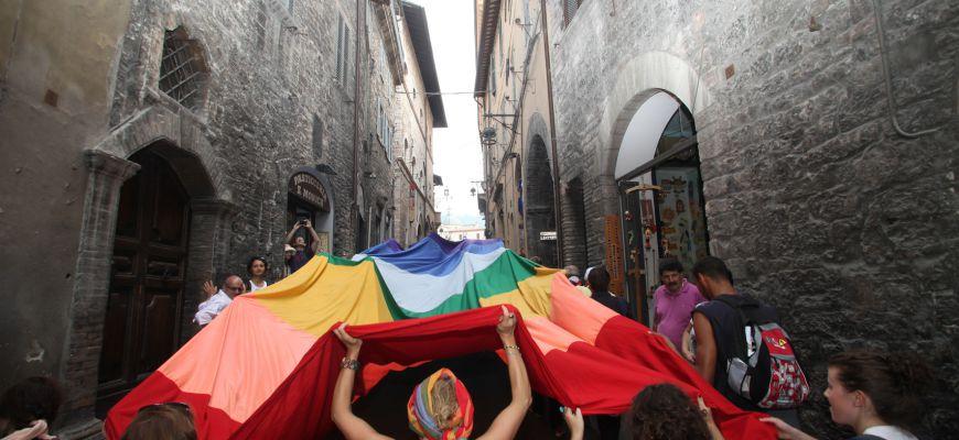 San Vincenzo Valle Roveto aderisce alla Marcia della pace e fraternità