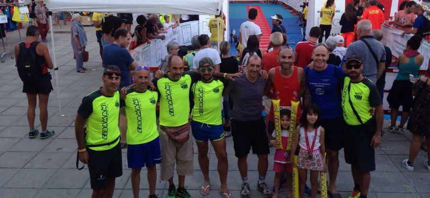 I Briganti d'Abruzzo Triathlon all'Isola d'Elba