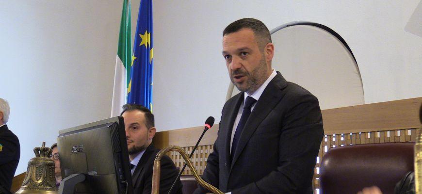 LORENZO SOSPIRI ELETTO PRESIDENTE DEL CONSIGLIO REGIONALE