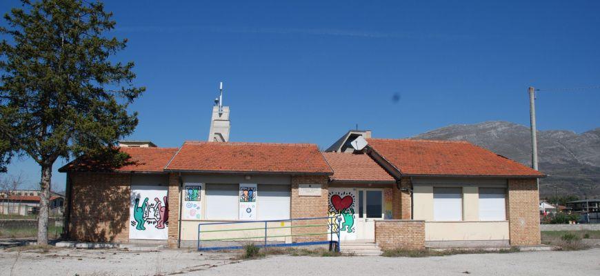 Scuola Caruscino, lavori per la sicurezza sismica.