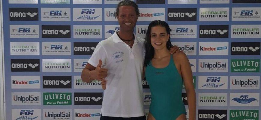 Roma, ai campionati di categoria due nuotatori avezzanesi
