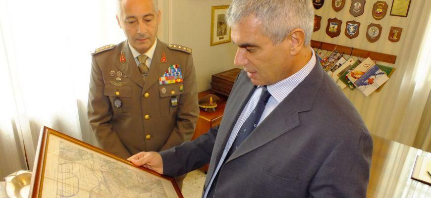 Esercito e prefettura consolidano i rapporti