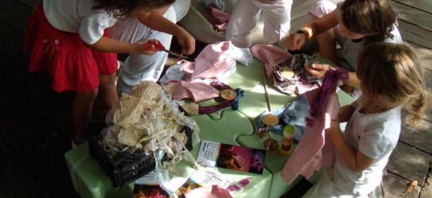 E...state nella Riserva: apre il laboratorio delle marionette