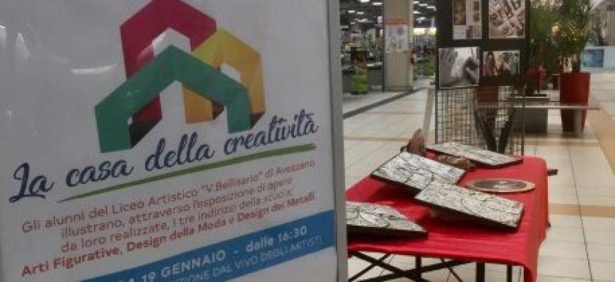 LICEO BELLISARIO TRA OPEN DAY E MOSTRA ESPOSITIVA