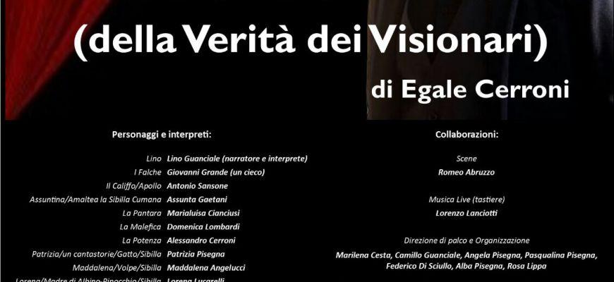 Foto Report - Le voci della valle (della verità dei Visionari)