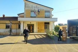 Avezzano: Centro vaccinazioni verso l'ex scuola di via Fucino.