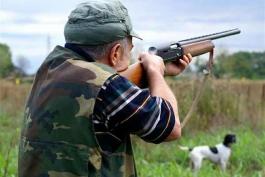 Ridotte le giornate di caccia e le specie cacciabili.