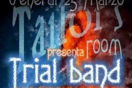 Musica live ma all'aroma tipico del Gran Caffè: Al Tailor's arriva la Trial Band