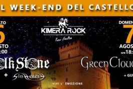 Il Kimera Rock Festival si