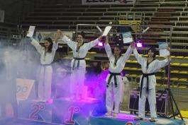 Un anno di successi per il Centro Taekwondo di Celano