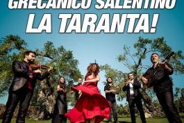 Questa sera ai Marsi, in scena la musica popolare del Salento: la pizzica tarantata