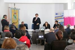 MARSILIO ANNUNCIA BANDA LARGA  AI PICCOLI COMUNI