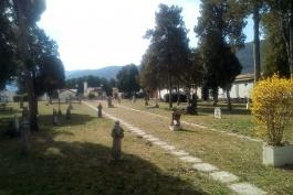 Avezzano, riapertura del Cimitero comunale.