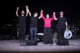Lo spettacolo di Giovanna Luisi raccoglie 1080 euro per le donne Afghane