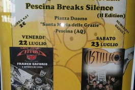 Pescina si accende con The magic rock festival