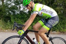 Avezzano Cycling: Iulianella convocato per i tricolori giovanili