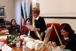 PRIMO G7 DELL'AGRICOTURA A LUCO DEI MARSI