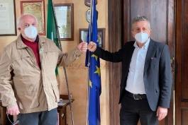 DI PANGRAZIO SCEGLIE L'EX CAPO DEI VIGILI DEL FUOCO