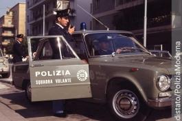 POLIZIA DI STATO-CELEBRAZIONI PER I 40 ANNI DALLA PROMULGAZIONE DELLA LEGGE 121