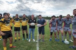 Vittoria in amichevole per l'ISWEB Avezzano Rugby.
