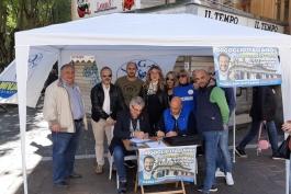 LEGA SALVINI PREMIER-GRANDE PARTECIPAZIONE AD AVEZZANO