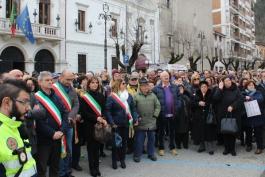Attentato a sindaco: Tagliacozzo unita nella difesa della legalità e della democrazia